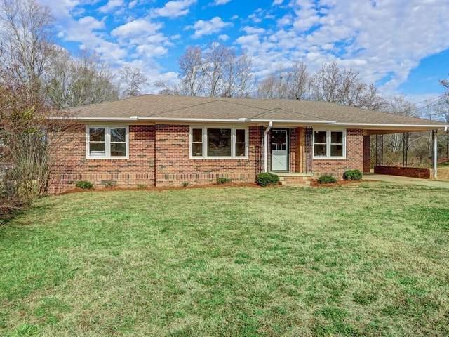 1681 Liberty Hill Road, Eastanollee, GA 30538 (MLS #6833149) :: Charlie Ballard Real Estate