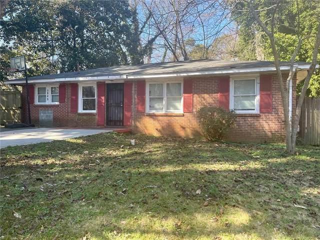 1945 Kimberly Road SW, Atlanta, GA 30331 (MLS #6833157) :: Path & Post Real Estate