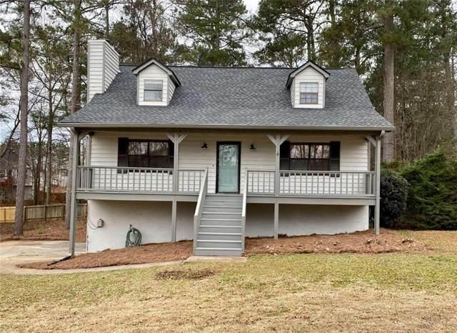 1043 Hicksmil Drive SW, Marietta, GA 30060 (MLS #6833183) :: Good Living Real Estate