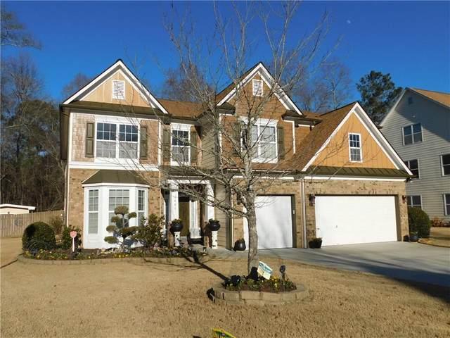 3648 Preserve Wood Lane, Loganville, GA 30052 (MLS #6833187) :: Charlie Ballard Real Estate
