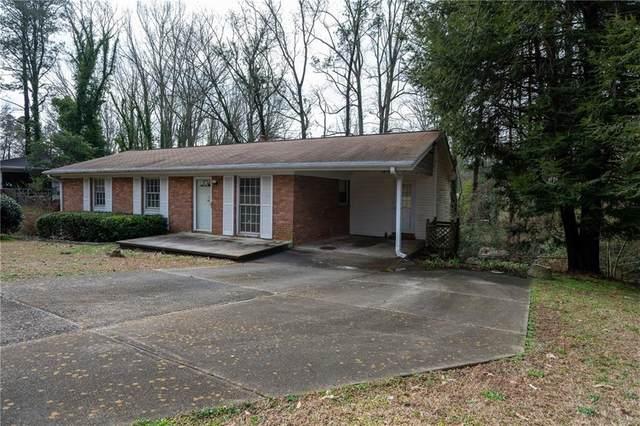2244 Wakita Drive SE, Marietta, GA 30060 (MLS #6833193) :: Good Living Real Estate