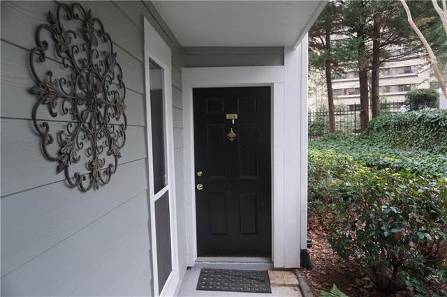 104 Summit North Drive NE #104, Atlanta, GA 30324 (MLS #6833200) :: North Atlanta Home Team