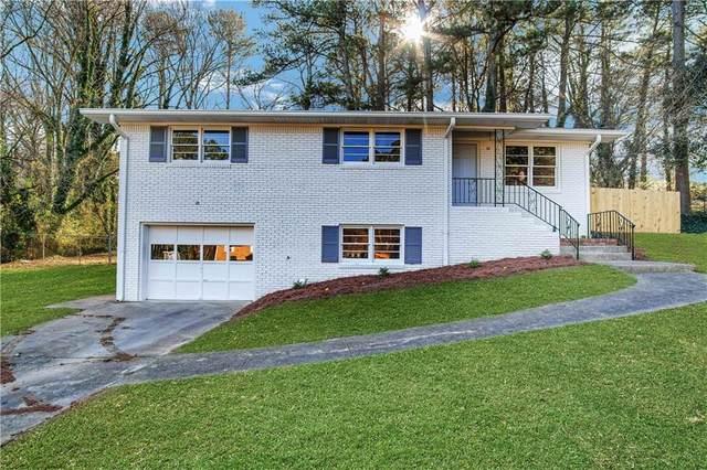 128 Hurt Drive SE, Smyrna, GA 30082 (MLS #6833210) :: Good Living Real Estate