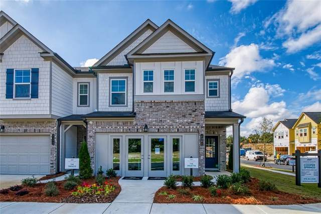 1481 Ben Park Way #1477, Grayson, GA 30017 (MLS #6833380) :: Thomas Ramon Realty