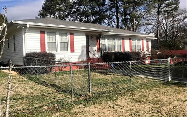 516 W Girard Avenue, Cedartown, GA 30125 (MLS #6833423) :: Tonda Booker Real Estate Sales