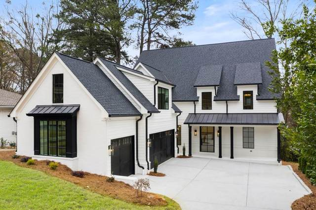 695 Darlington Circle NE, Atlanta, GA 30305 (MLS #6833431) :: The Zac Team @ RE/MAX Metro Atlanta