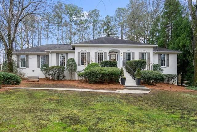 4407 Glengary Drive, Atlanta, GA 30342 (MLS #6833440) :: North Atlanta Home Team