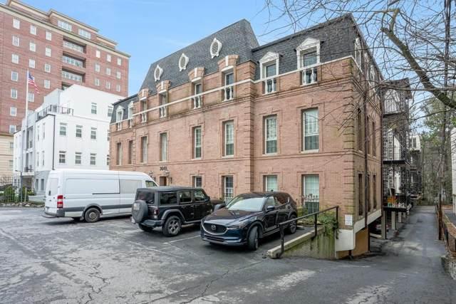 3649 Peachtree Road NE #203, Atlanta, GA 30319 (MLS #6833458) :: Path & Post Real Estate