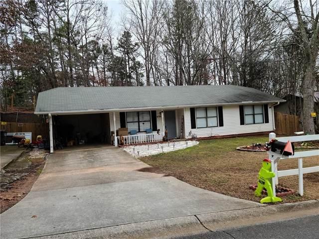 4665 Lois Drive, Sugar Hill, GA 30518 (MLS #6833506) :: North Atlanta Home Team
