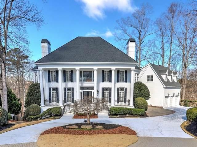 5549 Waterford Green Glen, Marietta, GA 30068 (MLS #6833523) :: Tonda Booker Real Estate Sales