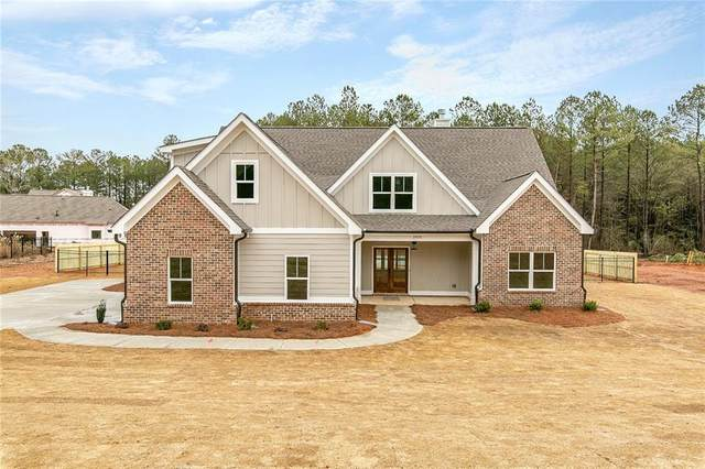 505 Alcovy Lakes Drive, Monroe, GA 30656 (MLS #6833589) :: North Atlanta Home Team