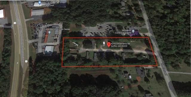 4243 Old Atlanta Road, Griffin, GA 30223 (MLS #6833597) :: North Atlanta Home Team