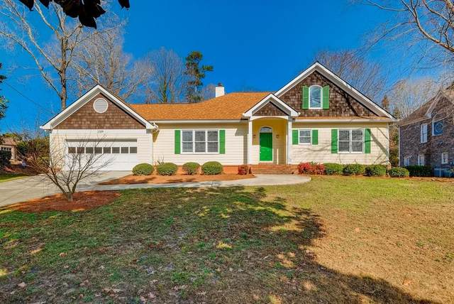 2309 Kingsland Drive, Dunwoody, GA 30360 (MLS #6833623) :: 515 Life Real Estate Company