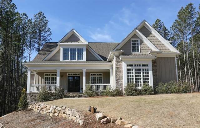 614 Walker Court, Canton, GA 30115 (MLS #6833671) :: Scott Fine Homes at Keller Williams First Atlanta
