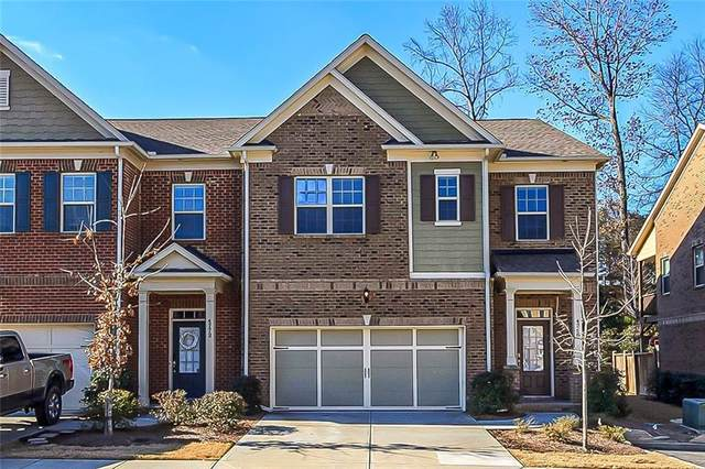 4768 Blue Elm Lane SE #3, Smyrna, GA 30080 (MLS #6833690) :: North Atlanta Home Team
