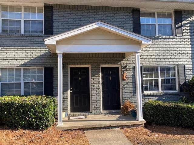 3151 Buford Highway NE #7, Brookhaven, GA 30329 (MLS #6833715) :: Path & Post Real Estate