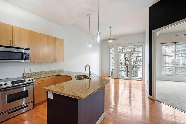 711 Cosmopolitan Drive NE #101, Atlanta, GA 30324 (MLS #6833778) :: The Cowan Connection Team