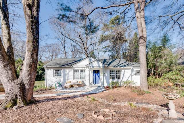 969 N Carter Road, Decatur, GA 30030 (MLS #6833823) :: Scott Fine Homes at Keller Williams First Atlanta
