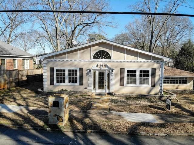 722 Hillmont Avenue, Decatur, GA 30030 (MLS #6833990) :: Scott Fine Homes at Keller Williams First Atlanta