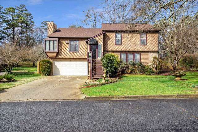 1056 Cedar Forest Court, Stone Mountain, GA 30083 (MLS #6834073) :: The Realty Queen & Team