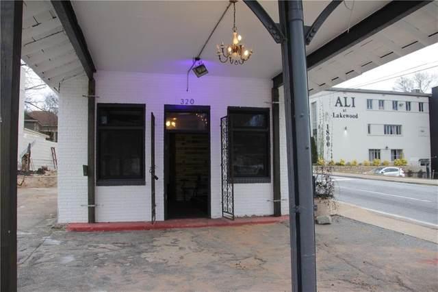 320 Sawtell Avenue SE, Atlanta, GA 30315 (MLS #6834146) :: Scott Fine Homes at Keller Williams First Atlanta