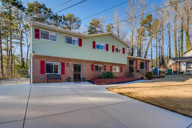 3015 Pine Manor Court, Atlanta, GA 30316 (MLS #6834177) :: Path & Post Real Estate