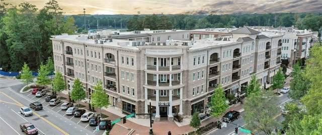 50 Canton Street #203, Alpharetta, GA 30009 (MLS #6834202) :: AlpharettaZen Expert Home Advisors