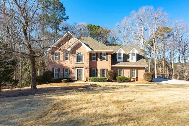 2011 Eagle Ridge Drive SW, Conyers, GA 30094 (MLS #6834244) :: Scott Fine Homes at Keller Williams First Atlanta
