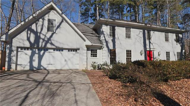 5783 Martech Court, Peachtree Corners, GA 30092 (MLS #6834254) :: The Justin Landis Group