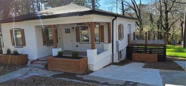 604 Cedar Avenue NW, Atlanta, GA 30318 (MLS #6834261) :: Path & Post Real Estate
