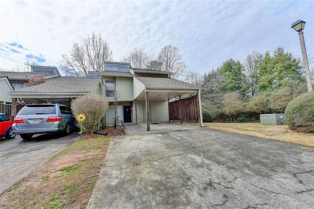 6357 Brandywine Trail, Peachtree Corners, GA 30092 (MLS #6834353) :: Good Living Real Estate