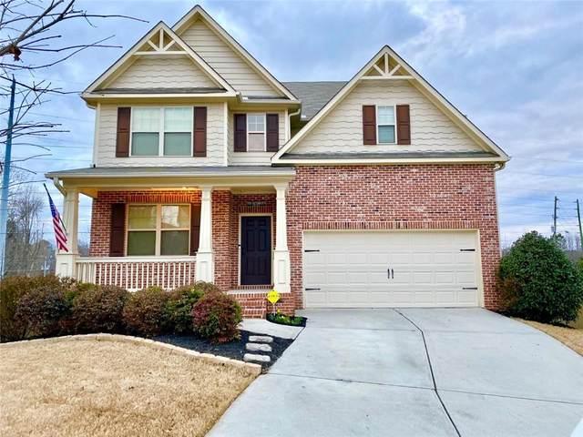 2031 Granite Mill Road, Marietta, GA 30062 (MLS #6834435) :: North Atlanta Home Team