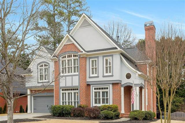 519 Milledge Gate Drive SE, Marietta, GA 30067 (MLS #6834438) :: Tonda Booker Real Estate Sales