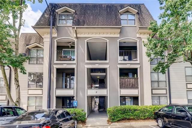 2657 Lenox Road NE F-82, Atlanta, GA 30324 (MLS #6834491) :: Path & Post Real Estate