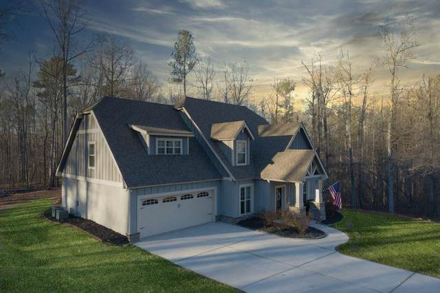 3 Deer Creek Run, Moreland, GA 30259 (MLS #6834507) :: The Realty Queen & Team