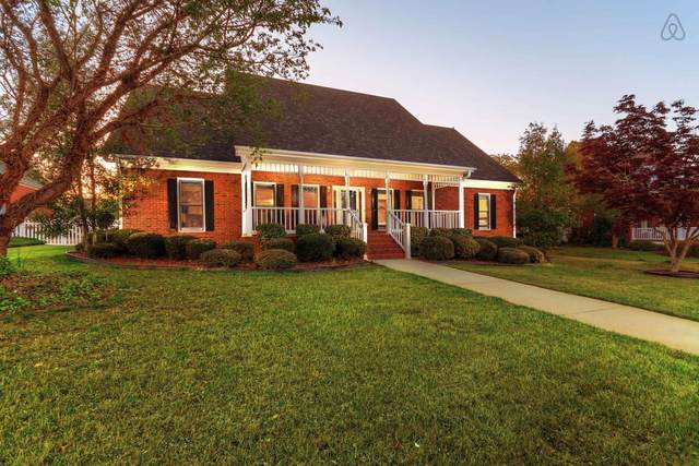 1408 Aramore Drive, Conyers, GA 30013 (MLS #6834615) :: The Realty Queen & Team