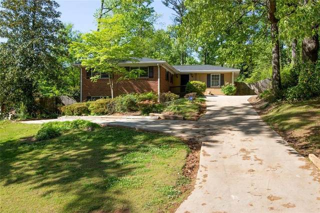 4035 Brookcrest Circle, Decatur, GA 30032 (MLS #6834617) :: RE/MAX Prestige