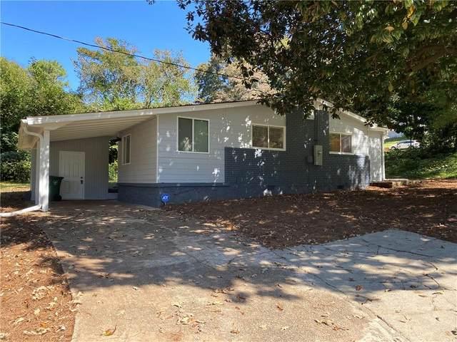 2364 Pinewood Drive, Decatur, GA 30032 (MLS #6834630) :: Tonda Booker Real Estate Sales
