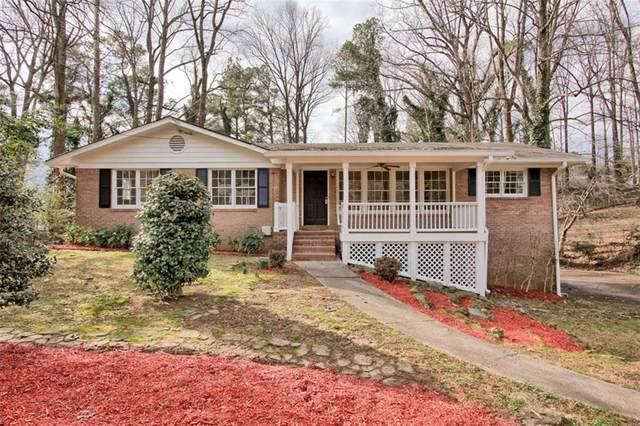 3326 Spring Meadow Court, Tucker, GA 30084 (MLS #6834652) :: Scott Fine Homes at Keller Williams First Atlanta