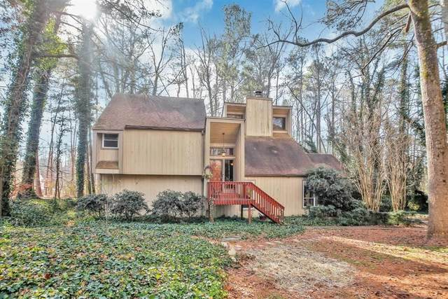 255 Hollyberry Lane, Roswell, GA 30076 (MLS #6834660) :: Tonda Booker Real Estate Sales