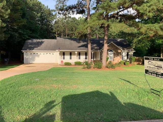 255 Chestnut Drive, Covington, GA 30016 (MLS #6834666) :: Tonda Booker Real Estate Sales