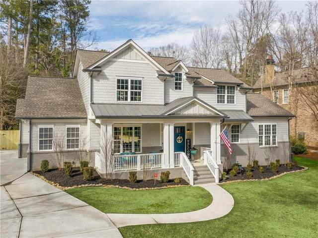 2112 Black Fox Drive NE, Atlanta, GA 30345 (MLS #6834723) :: Scott Fine Homes at Keller Williams First Atlanta