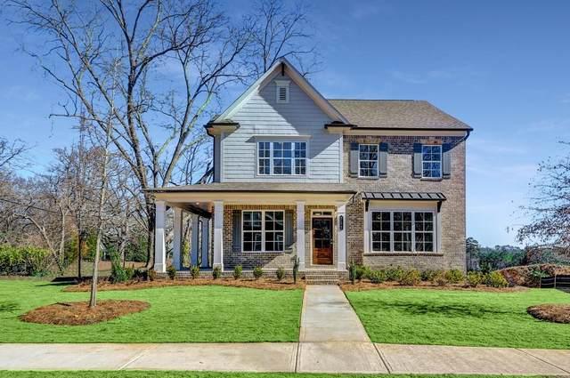 241 3rd Avenue, Avondale Estates, GA 30002 (MLS #6834769) :: Tonda Booker Real Estate Sales