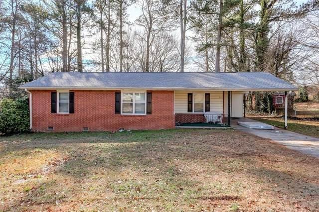217 Hurt Road SW, Smyrna, GA 30082 (MLS #6834781) :: Path & Post Real Estate