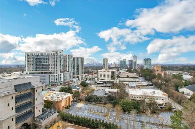 3040 Peachtree Road NW #1308, Atlanta, GA 30305 (MLS #6834803) :: Path & Post Real Estate
