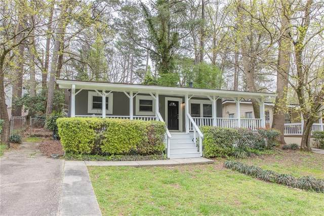 2059 Lenox Road NE, Atlanta, GA 30324 (MLS #6834810) :: Tonda Booker Real Estate Sales
