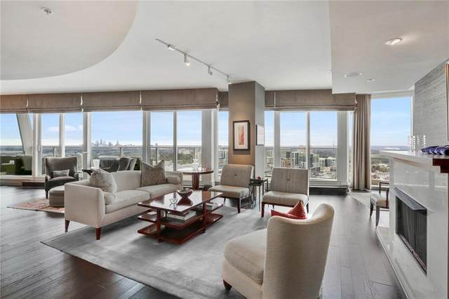 3325 Piedmont Road NE #3004, Atlanta, GA 30305 (MLS #6834874) :: Path & Post Real Estate