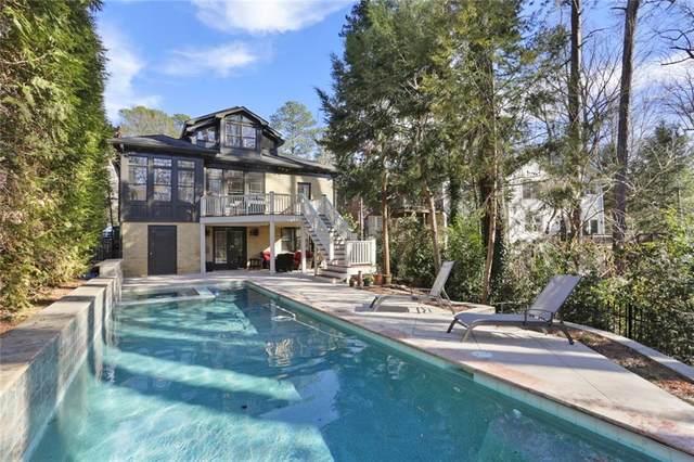 733 Brookridge Drive NE, Atlanta, GA 30306 (MLS #6834894) :: North Atlanta Home Team
