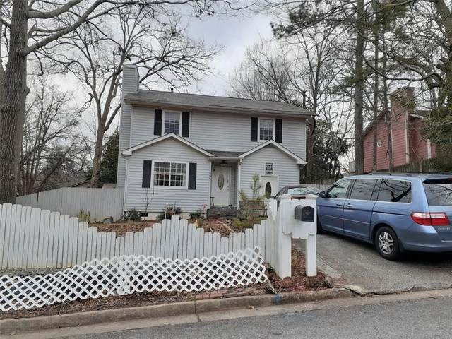 899 Second Street, Stone Mountain, GA 30083 (MLS #6834898) :: Tonda Booker Real Estate Sales