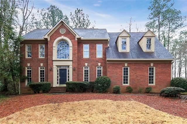 2335 Deerfield Chase SE, Conyers, GA 30013 (MLS #6834906) :: North Atlanta Home Team